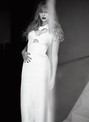 Jennifer Lawrence - Elle Magazine December 2012