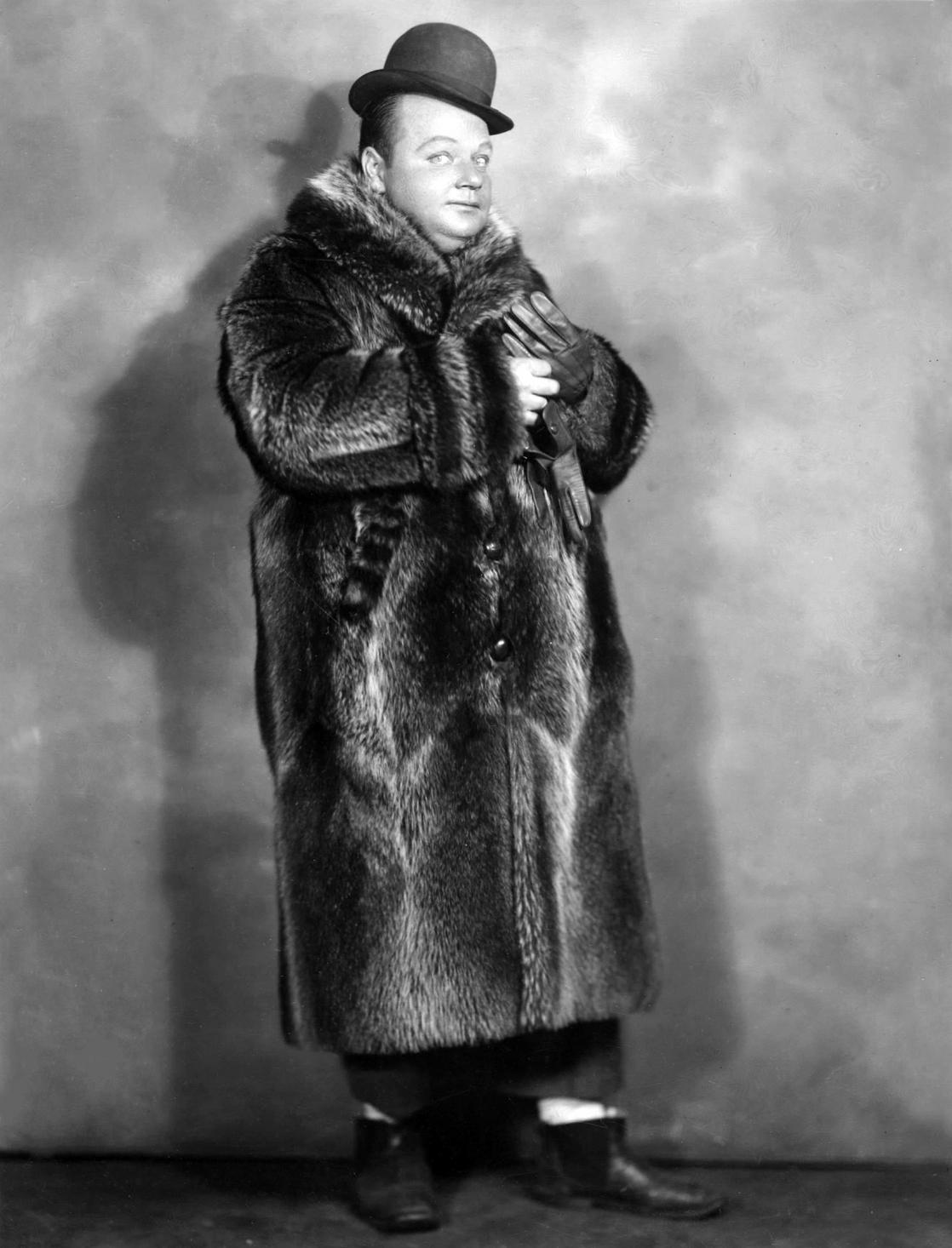 Roscoe 'Fatty' Arbuckle