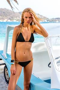 Emma Stern Nielsen in a bikini