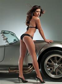Danica Patrick in a bikini - ass