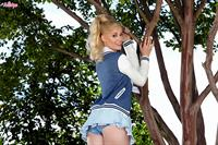 Outdoor Anatomy Lesson.. featuring Charlotte Stokely | Twistys.com