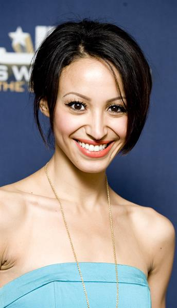 Amelle Berrabah JLS film premiere on May 26, 2011
