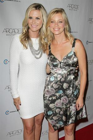 Amy Smart Arcade Boutiques the autumn party benefiting Childrens Institute Inc on September 29, 2010