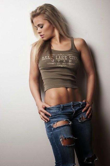 Paige VanZant