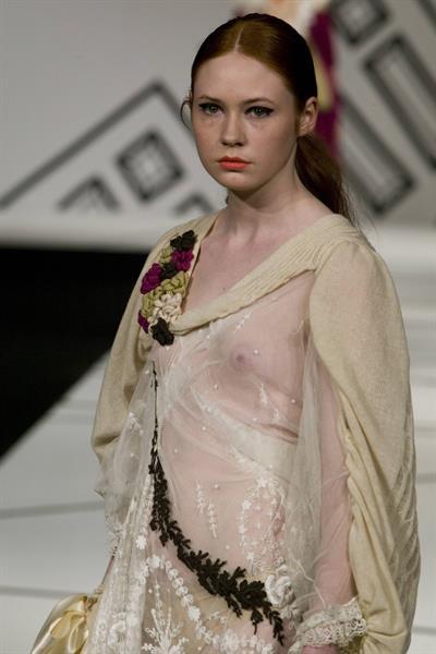 Karen Gillan - breasts