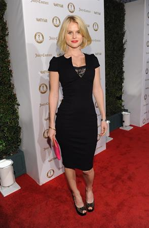 Alice Eve attends Vanity Fair and Juicy Couture Vanities 20th anniversary in Hollywood on February 20, 2012