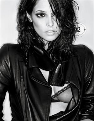 Ashley Greene Interview Magazine January 2010