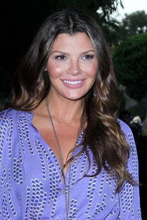 Ali Landry attends the Lia Sophia Jewelry debuts Industrielle II Collection on July 26, 2011