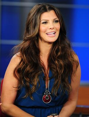 Ali Landry Good Day Los Angeles on March 2, 2012
