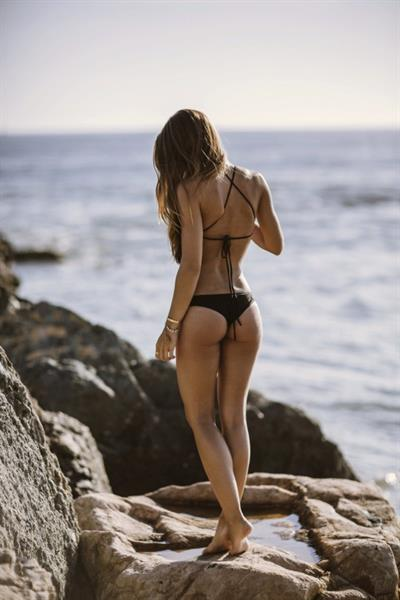 Helen Owen in a bikini - ass