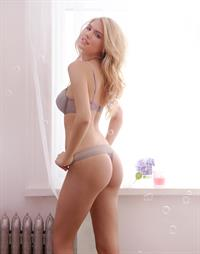Kate Upton in lingerie - ass
