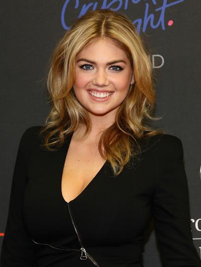 Kate Upton 10th Annual Style Awards in NYC 9/4/13