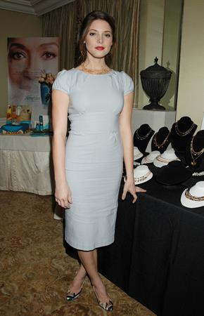Ashley Greene pre Golden Globes DPA Gifting Lounge