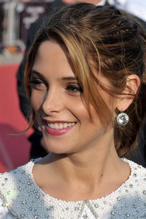 Ashley Greene premiere of the Twilight Saga Eclipse on June 29, 2010 in Atwerpen Belgium