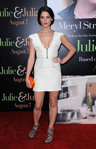 Ashley Greene special screening of Columbia Pictures Julie Julia held at Mann Village Theatre in Westwood California