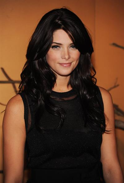 Ashley Greene attends the Museum of Modern Art Film Benefit a Tribute to Tim Burton in New York City