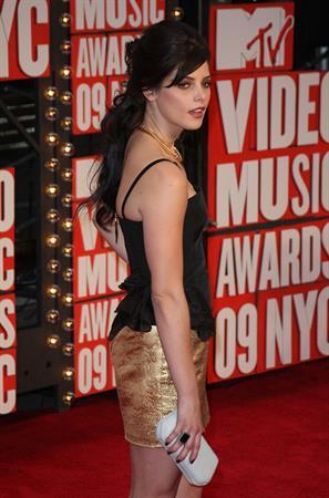Ashley Greene attending the MTV Video Music AwardsAshley Greene mtv video music awards