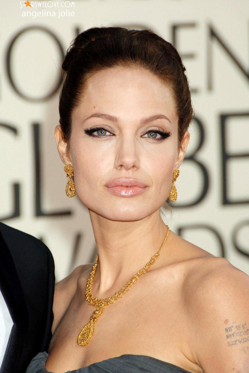 Angelina jolie fake cum 7