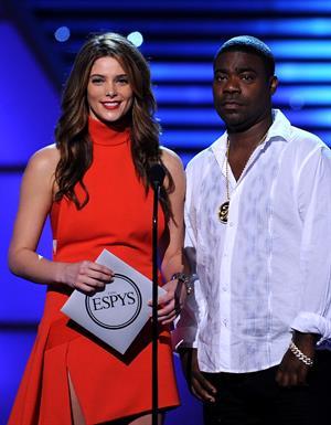 Ashley Greene ESPY Awards at Nokia Theatre LA live on July 14, 2010
