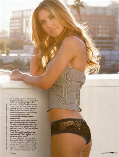 Audrina Patridge in lingerie