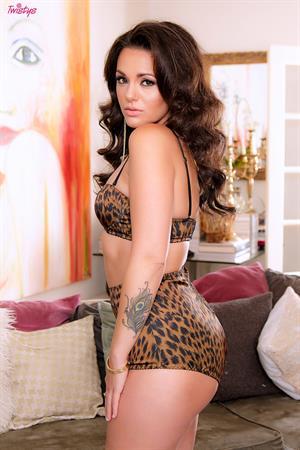 Khaleesi Wilde Twistys treat of the month for December 2015