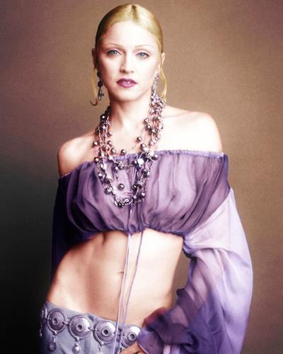 Madonna - breasts