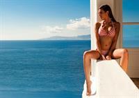 Nerea Arce in a bikini
