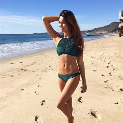 Kyra Sontoro in a bikini