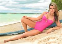 Ana Maria Córdoba in a bikini