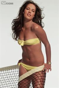 Ana Ivanovic in a bikini