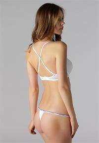 Olena Popova in a bikini