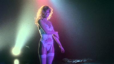 Kay Lenz in lingerie