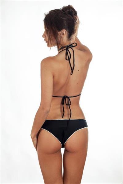 Bella Hadid in a bikini - ass