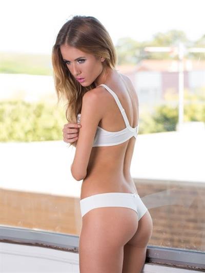 Renee Somerfield in lingerie - ass