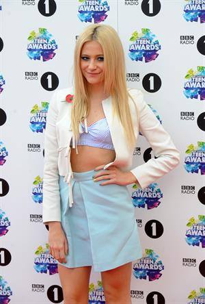 Pixie Lott BBC Radio 1 Teen Awards in London 03.11.13