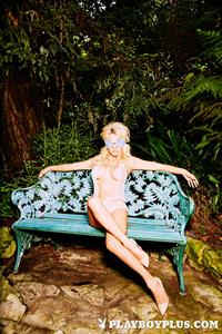 Playboy Cybergirl Pamela Anderson Nude Photos & Videos at Playboy Plus!