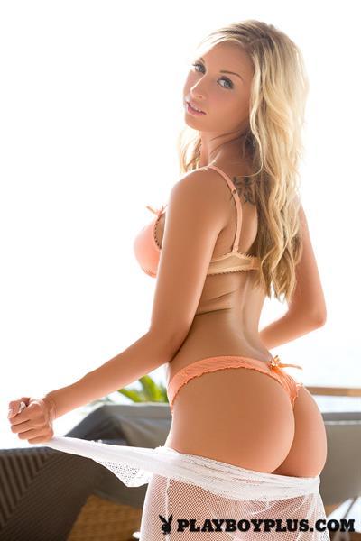 Playboy Cybergirl - Anna-Marie Goddard Nude Photos & Videos at Playboy Plus!