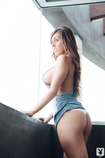 Christina Ripple in lingerie - ass