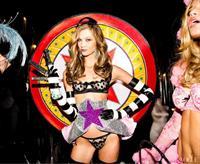Karlie Kloss in lingerie