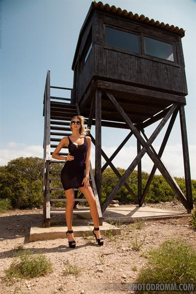 Claudia: Lookout Tower