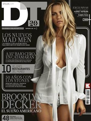 March 2012 DT Magazine Photoshoot