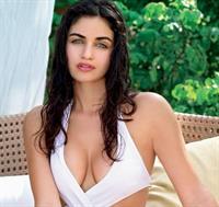 Gabriella Demetriades in a bikini
