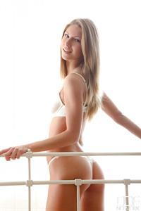 Krystal Boyd in lingerie - ass
