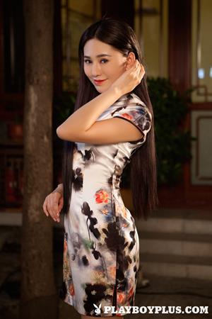 Playboy Cybergirl - Wu Muxi Nude Photos & Videos at Playboy Plus!