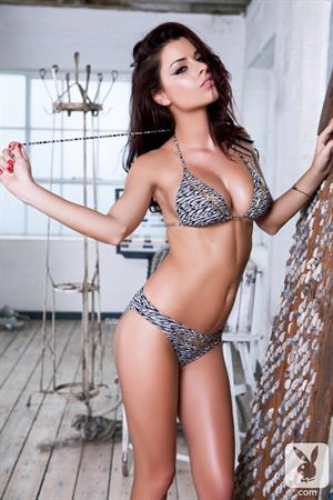 Playboy Cybergirl - Jenny Rae Nude Photos & Videos at Playboy Plus!