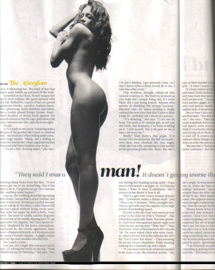 Ciara nude images #14