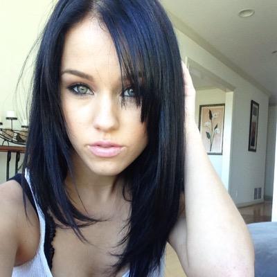 Megan Rain taking a selfie