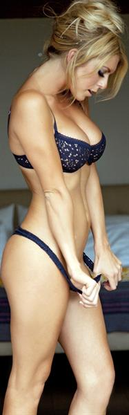Jessica Marie Love in lingerie