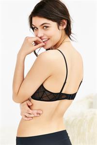 Lauren Layne in lingerie