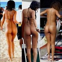 Rihanna - ass